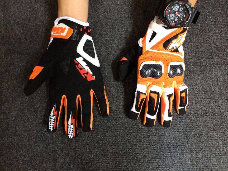 Găng tay xe máy KTM