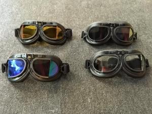 kính chống bụi đi phượt kiểu phi công