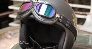 kính chống bụi đi xe máy