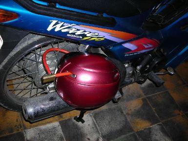 cách chống trộm mũ bảo hiểm