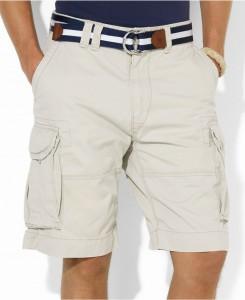 quần short túi hộp nam