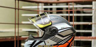 Mũ bảo hiểm fullface giá rẻ Royal m136