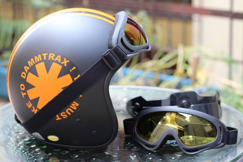 Mũ bảo hiểm 34 Dammtrax