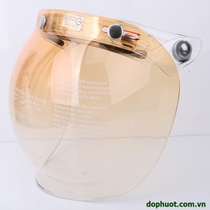 kính bubble tráng gương