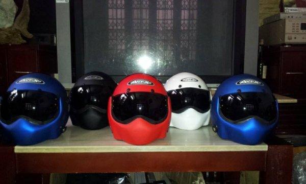 mũ bảo hiểm xe máy thể thao